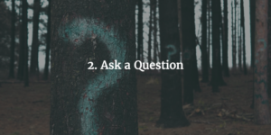 Ask a queston
