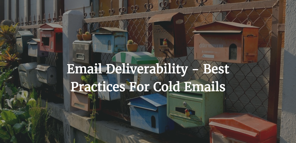 email deliverability best practices