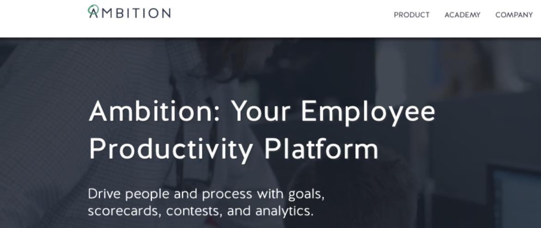 Ambition Sales Blog