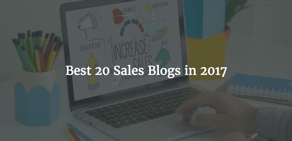 Best Sales Blogs