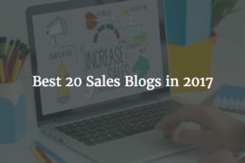 Best Sales Blogs