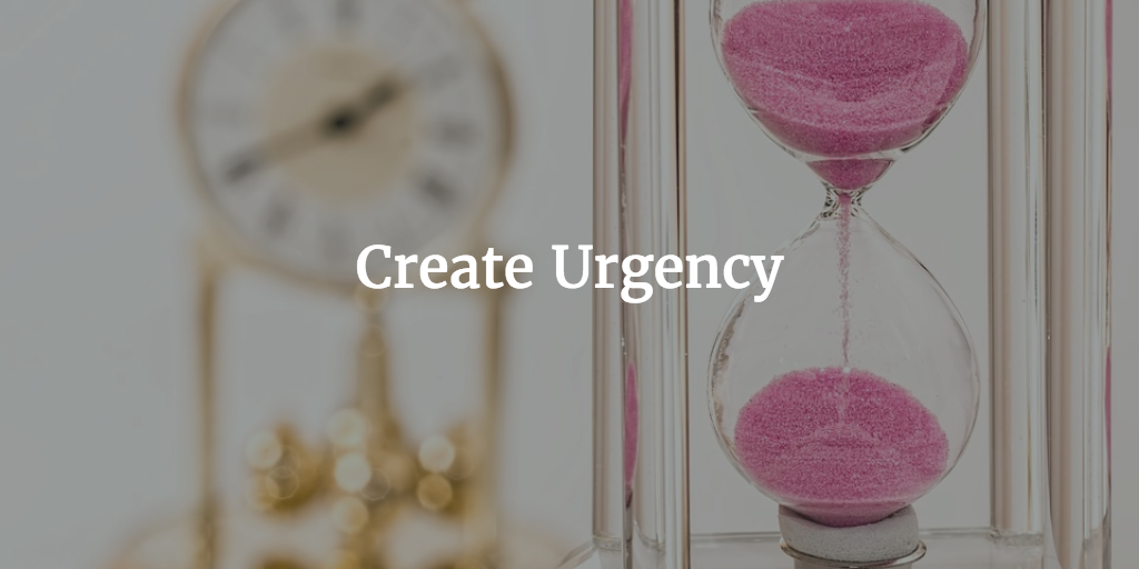 urgency email call to action