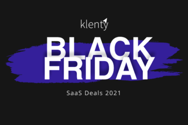 Black Friday SaaS deals blog's feature image
