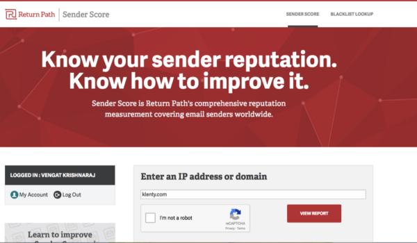 IP Reputation tool
