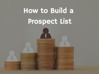 Built a Prospect List