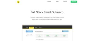 Email sequence software - Vocus(io)