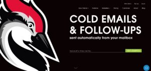 Email sequence software - Woodpecker
