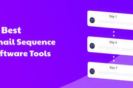 Feature image for the 23 email sequence software tools