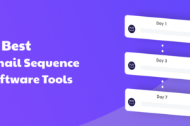 21 Best Email Sequence Tools