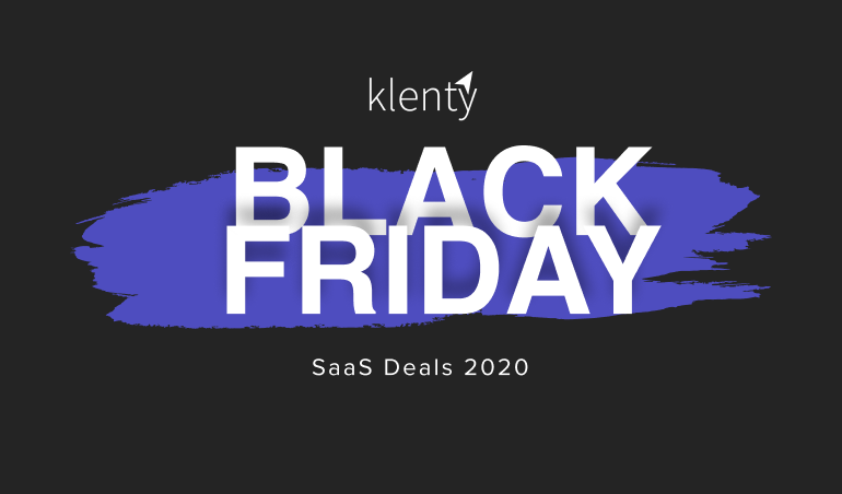 Black Friday SaaS Deals 2020