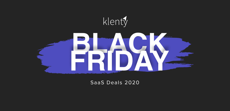 Black Friday SaaS Deals 2020