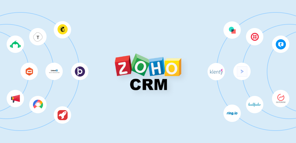17 best Zoho CRM integrations