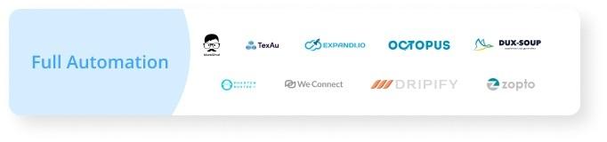 Linkedin automation tools with outreach via linkedin at scale
